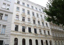 Zinshaus in Wien