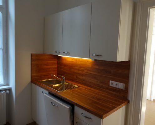 Küche nach der Renovierung