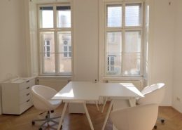 1010 Möbliertes Büro