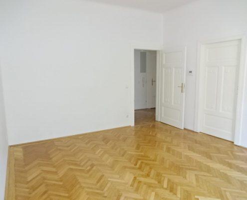 1030 Altbau Zimmer Nach Sanierung