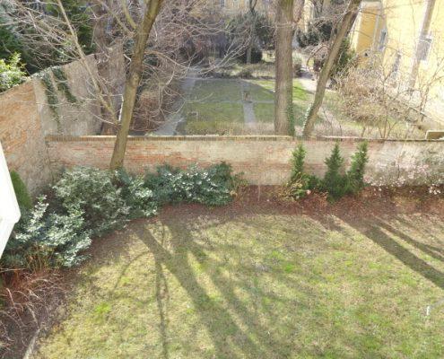1030 Altbauwohnung Garten