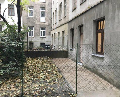 1030 Altbauwohnung Mit Terrasse