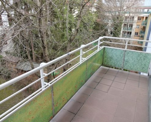 1180 Mietwohnung Balkon