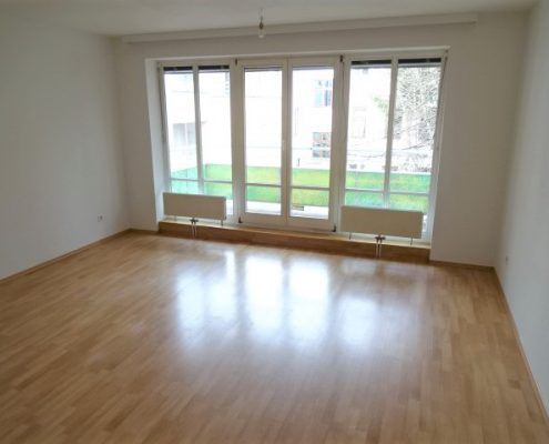 1180 Vorsorgewohnung Wohnzimmer