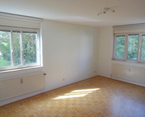 1190 2 Zimmer Wohnung Wohnzimmer