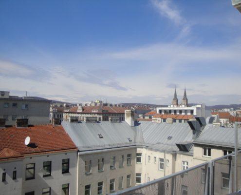 1160 Dachgeschossterassenwohnung Mit Ausblick