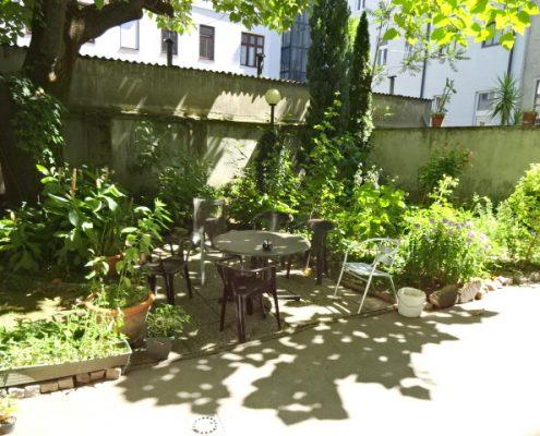 1160 Mietwohnung Mit Gartenmitbenützung
