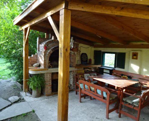 2483 Windgeschützte Terrasse