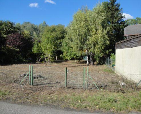 Baugrundstück Einfamilienhaus