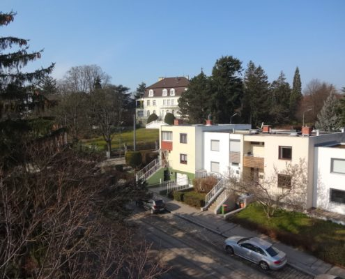 Dachterrassenwohnung Mit Aussicht