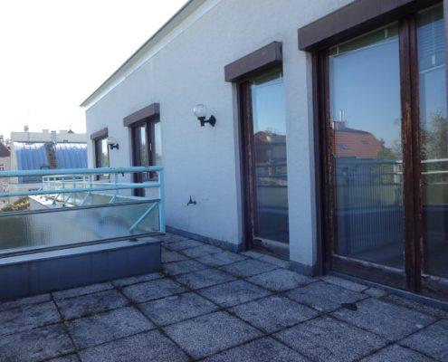 Eigentumswohnung Mit Großer Dachterrasse
