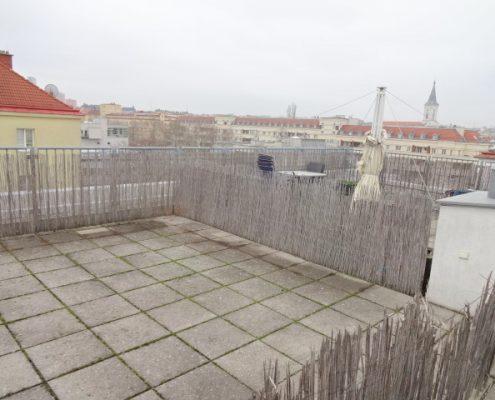 Große Dachterrasse 1120 Wien