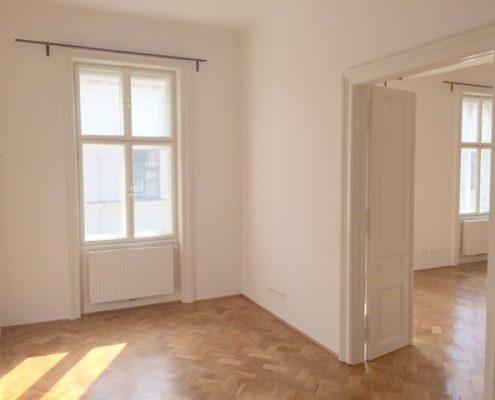 Unbefristete Mietwohnung 1010 Wien