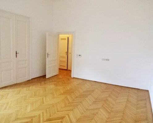 3-Zimmer-Altbaubüro