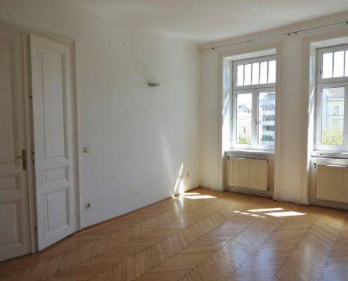 Helles Büro in 1060 Wien