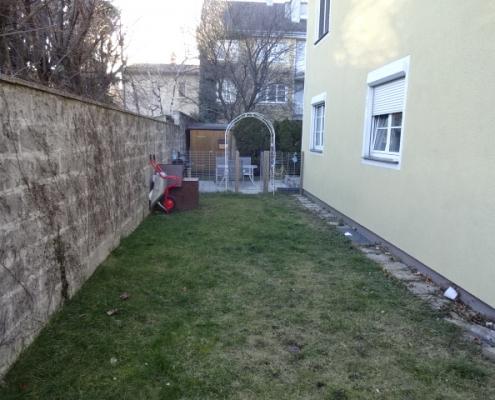Wohnungseigentum in ruhiger Umgebung