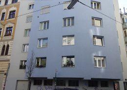 Außenansicht Eigentumswohnung 1020 Wien