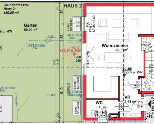 GR 1 Haus 2