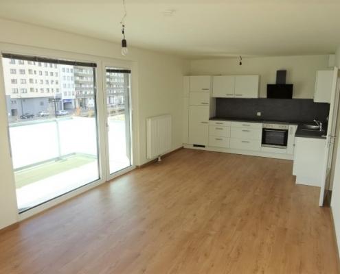 3 Zimmerwohnung mit Blick auf Helmut Zilk Park