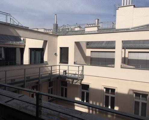 Dachgeschoßwohnung Rasumufskygasse