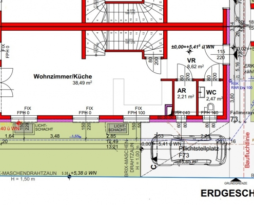 1 Erdgeschoss