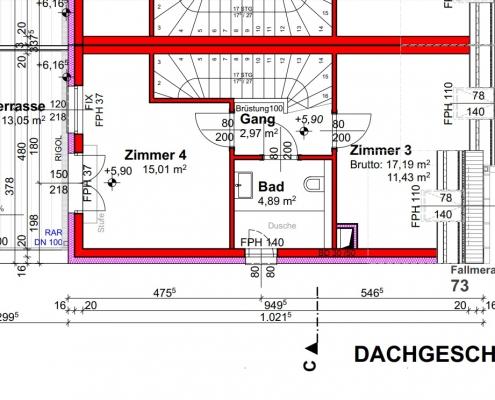 3 Dachgeschoss