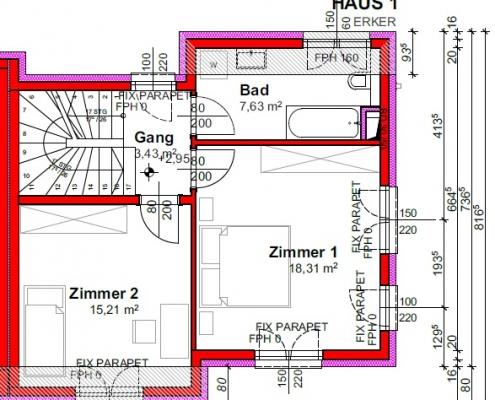 Wohnprojekt mit Eigengarten