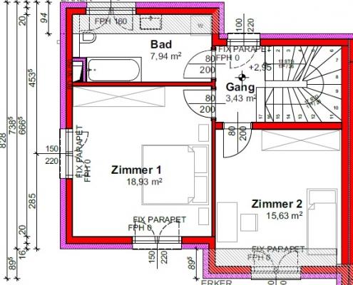 2 Obergeschoss H2
