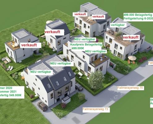 Wohnbauprojekt Fallmerayerweg