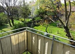 Wohnung Hammerschmidtgasse mit Balkon