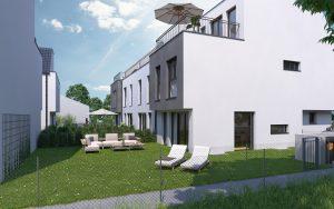 Visualisierung Bauprojekt 1220 Wien