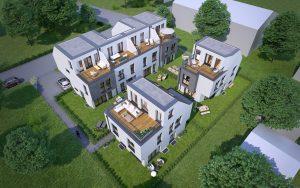 Wohnbauprojekt Seestadt